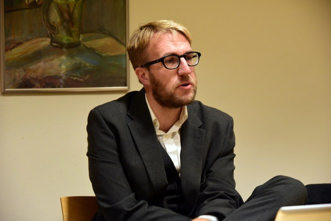 Peter Gustavsson ordf kulturnämnden